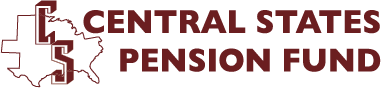 Central States Pension Fund logo
